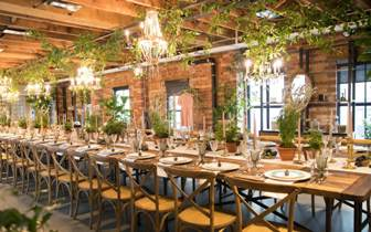 The Loft event space