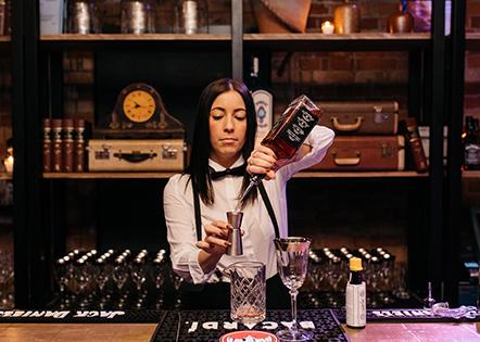 Full Service Bar-The Loft